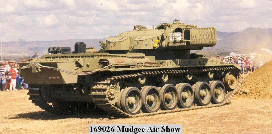 ca43b112182f Mr Brown s Tank  The History of Centurion 169026
